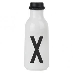 Design Letters Personlig Vattenflaska X