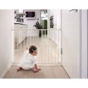 Baby Dan MultiDan Säkerhetsgrind - Vit