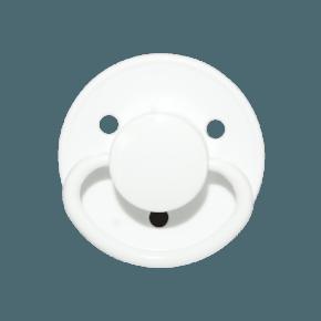 Mininor Ventilnapp Silikon 0m+ 2-pack - Vit