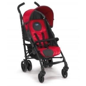 Chicco LiteWay Basic Paraplyvagn  - Röd