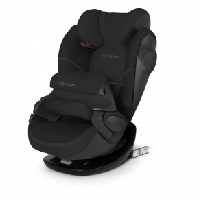 Cybex Pallas M-fix bilstol (2019) - Pure Black