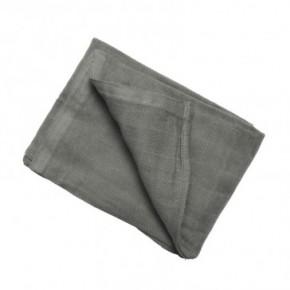 Pippi Muslinfilt - Dark Grey