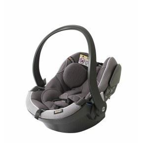 BeSafe iZi Go Modular i-Size Babyskydd - Metallic Melange