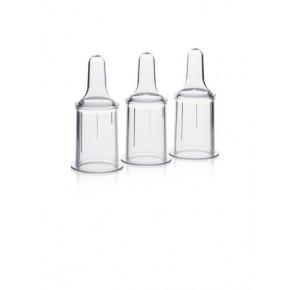 Medela SpecialNeeds Flasknappar 3-pack