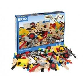 BRIO Builder Kreativitetssats - 34589