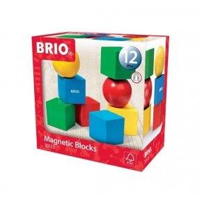 BRIO Magnetiska Klossar