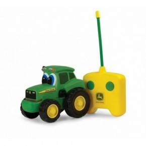 John Deere Fjärrstyrd Johnny Traktor - Grön