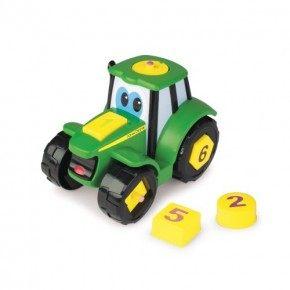 John Deere Lek & Lär Traktor - Grön