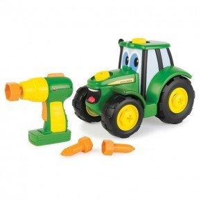 John Deere Bygg Din Traktor - Grön