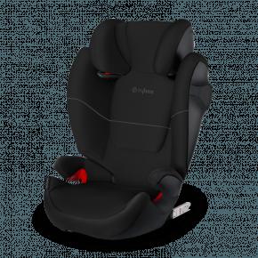Cybex Solution M-fix bilstol (2019) - Pure Black