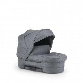 Crescent Comfort Liggdel - Grå Melange