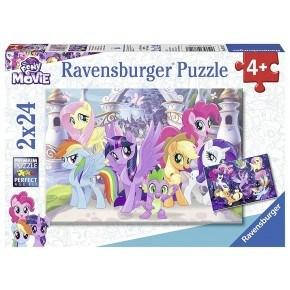 Ravensburger My Little Pony Pussel 2 stk