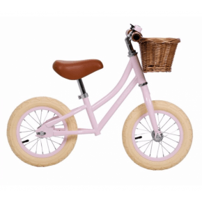 Banwood First Go Balance Bike Springcykel - Pink