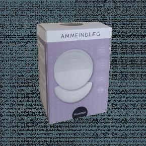 Mininor Amningsinlägg 24-pack - Vit