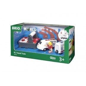 BRIO Batteridrivet Passagerartåg