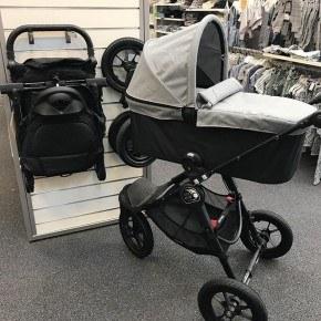 Baby Jogger Deluxe Babylift Single- Slate 2017