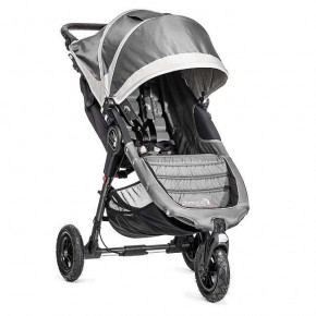 Baby Jogger City Mini GT - Stålgrå