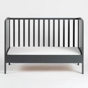 Tiny Republic Nora spjälsäng 120x60 cm - grå
