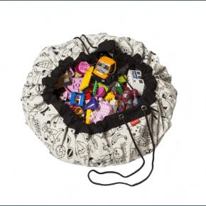 Play&Go Colour Your Bag Lekmatta Förvaringspåse