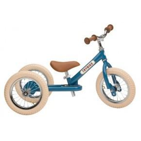 Trybike, balancecykel,3 hjul - blå