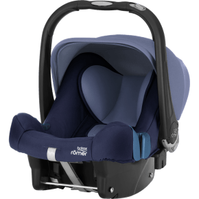 Britax Römer Baby-Safe Plus SHR II Bilstol - Moonlight Blue