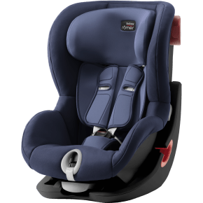 Britax Römer King II Black Series Bilstol - Moonlight Blue