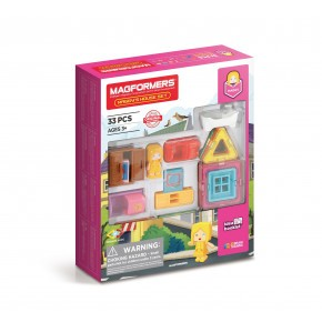 Magformers Maggy´s Cozy House Set