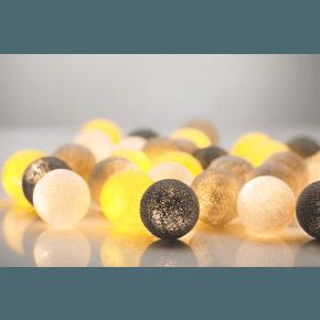 Irislights California Ljusslinga 35 Bollar