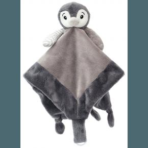 My Teddy Min Pingvin Snuttefilt