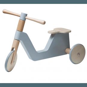 Sebra Scooter - Grå