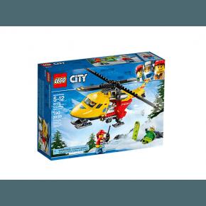 LEGO City Ambulanshelikopter