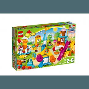 LEGO Duplo Town - Stor Nöjespark