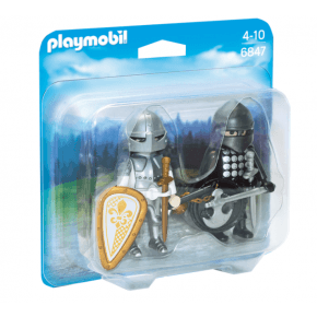 Playmobil Knights Rivalry Duo Pack