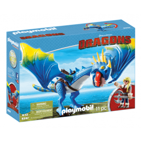 Playmobil Dragons Astrid & Stormfly