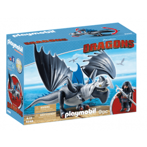 Playmobil Dragons Drago & Thunderclaw