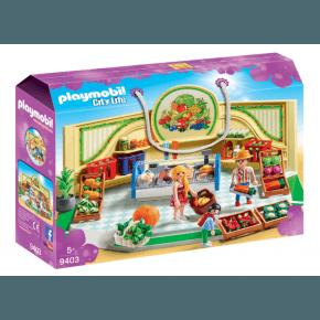 Playmobil City Life Grocery Shop