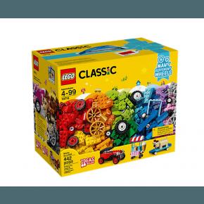 LEGO Classic - Klossar på väg