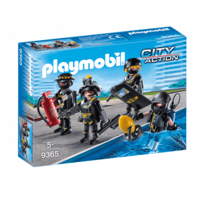 Playmobil SWAT Team