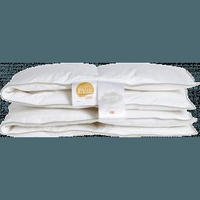 Quilts of Denmark Dozy babytäcke gåsdun varm - 70x100 cm