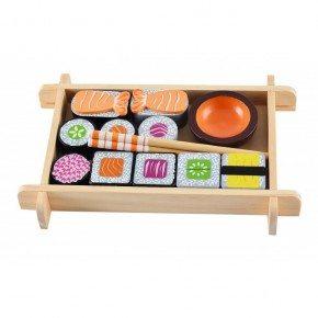 Magni Sushi Set i Trä