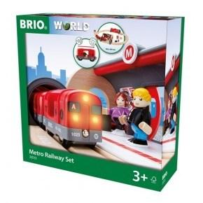 BRIO Tunnelbaneset