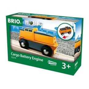 BRIO Godståg Batteridrivet