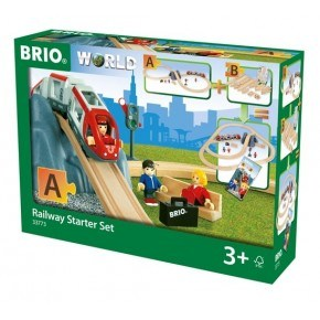 BRIO Start Set Tågbana