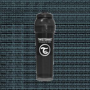 Twistshake Anti-kolik nappflaska 330ml - Sort