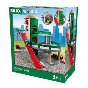 BRIO Parkeringshus