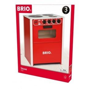 BRIO Spis - Röd
