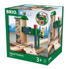 BRIO Signalstation - 33674