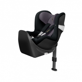 Cybex Sirona M2 i-Size bilstol (2019) inkl. Base M - Premium Black