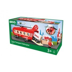 BRIO Transporthelikopter