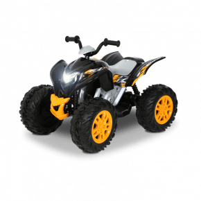Rollplay Powersport ATV 12V Elbil - Svart